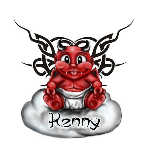 Dessin diable blog pictures to pin on pinterest tattooskid for Oif tattoo designs